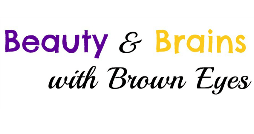 BRAND 'BEAUTY AND BRAINS'