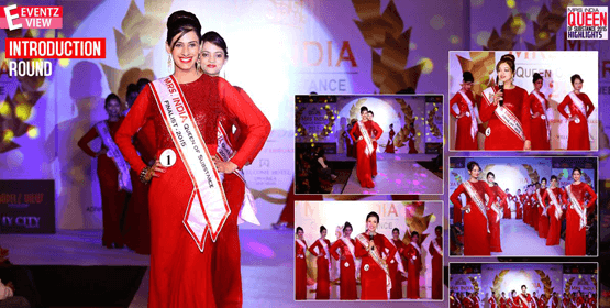 Mrs INDIA Queen Of Substance Introduction Round